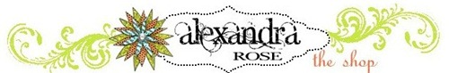 Alexandra Rose shop