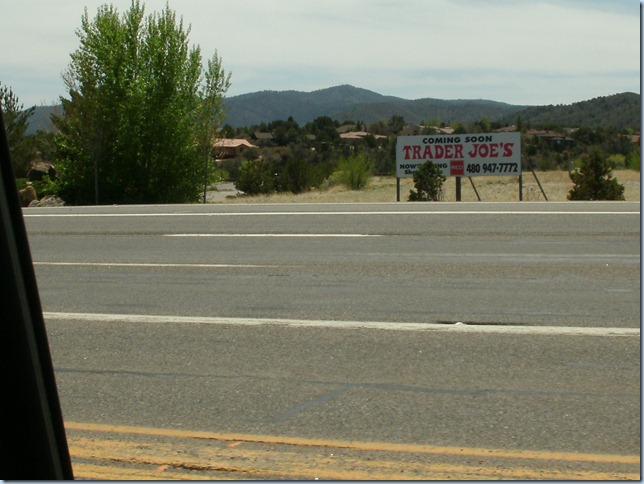 New Trader Joe's coming to Prescott,AZ 4/19/2011