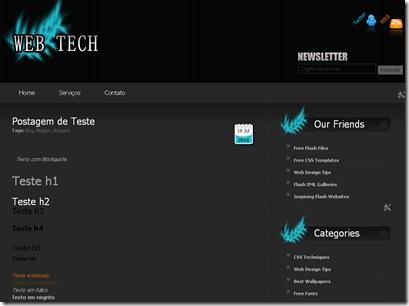 web-tech