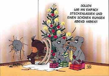 Weihnachtsgrube uli stein