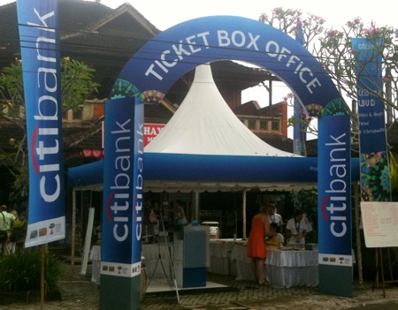 Citi branch Ubud