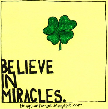 believemiracles