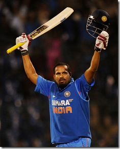 yusuf pathan after 1st century
