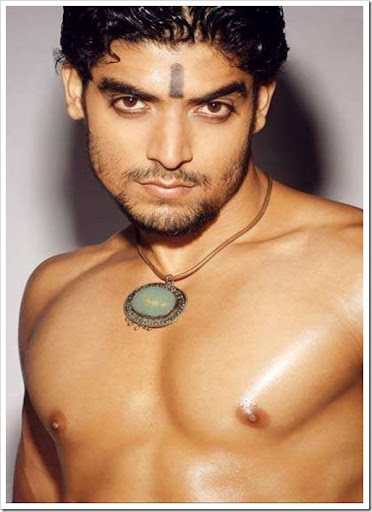 ashish choudhary shirtless