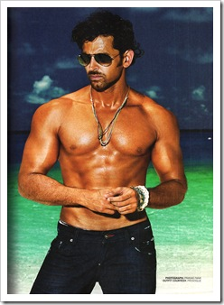 Hrithik Roshan shirtless pics