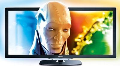 Philips 3D Cinema Widescreen TV