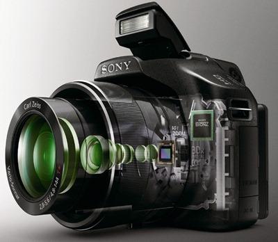 Sony Cybershot DSC-HX100V