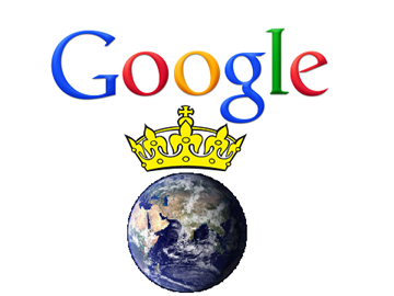 Google taking over the world