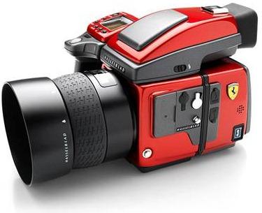 Hasselblad - Ferrari special edition
