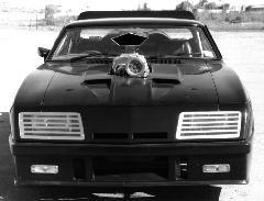 V8 Interceptor Front