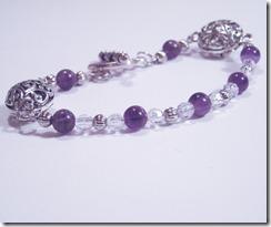 Amethyst Chic Bracelet