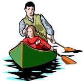 Canoe Clip Art