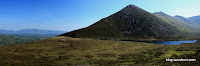2009_06_02 IRL Carrauntoohill panorama 014.jpg (Gortrelig, County Kerry, Ireland) Photo