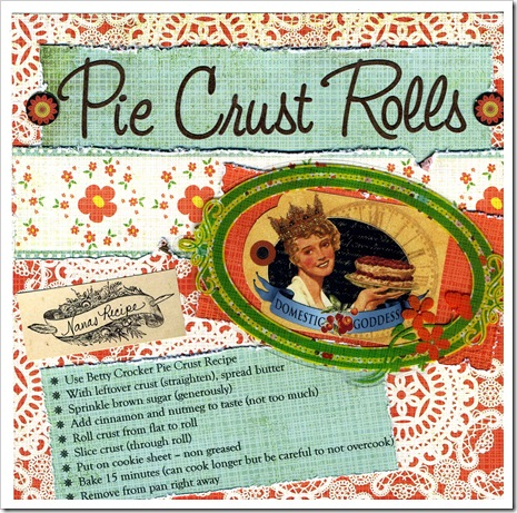 Pie Crust Rolls
