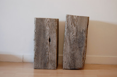 Project Here are mine. They are reclaimed timber beams from a barn. I plan on sanding them but they will always have inperfections and rustic character.jpeg