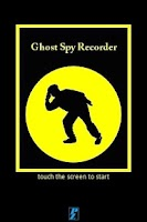Screenshot of Ghost Spy Recorder dep.