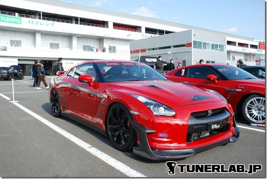 Garage Defend R35