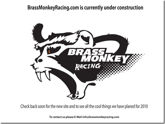brass monkey racing
