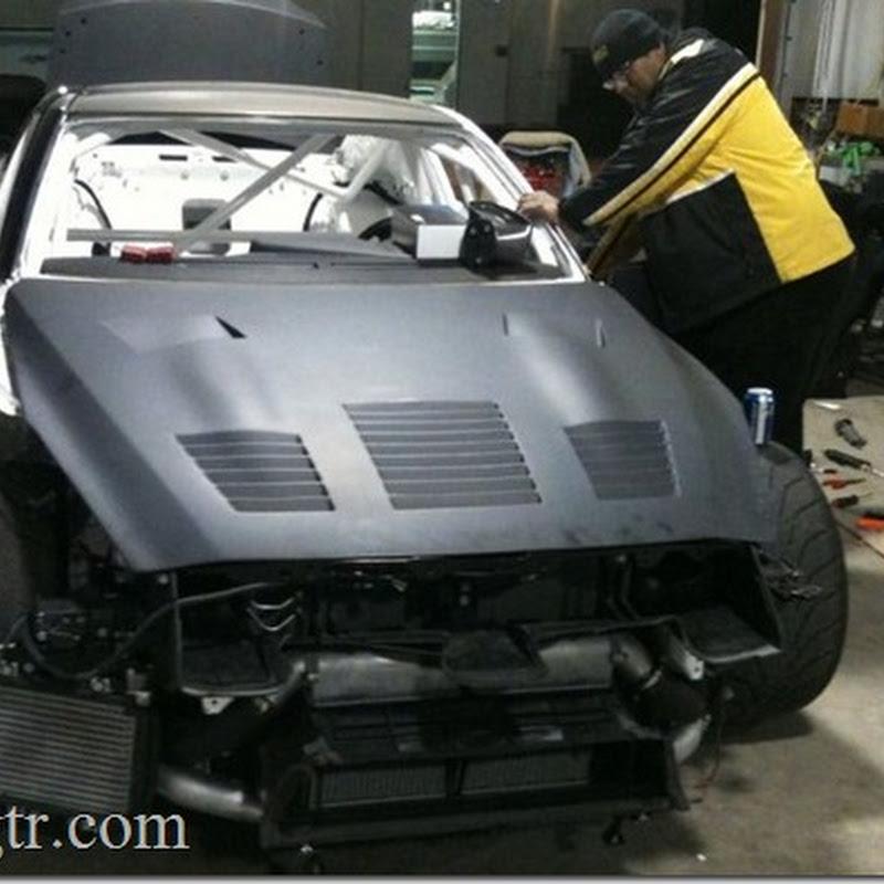 Brass Monkey Racing World Challenge R35 GT-R Updates