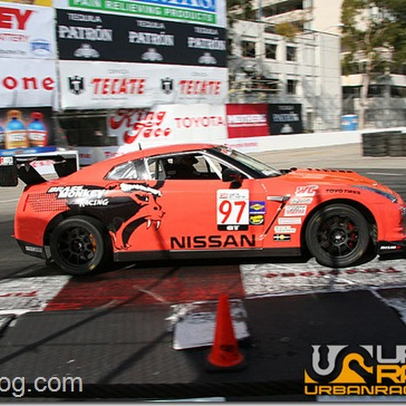 Urban Racer Coverage of Long Beach Grand Prix