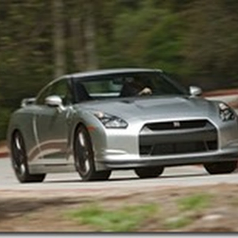 Motor Trend Long Term test : 2010 Nissan GT-R