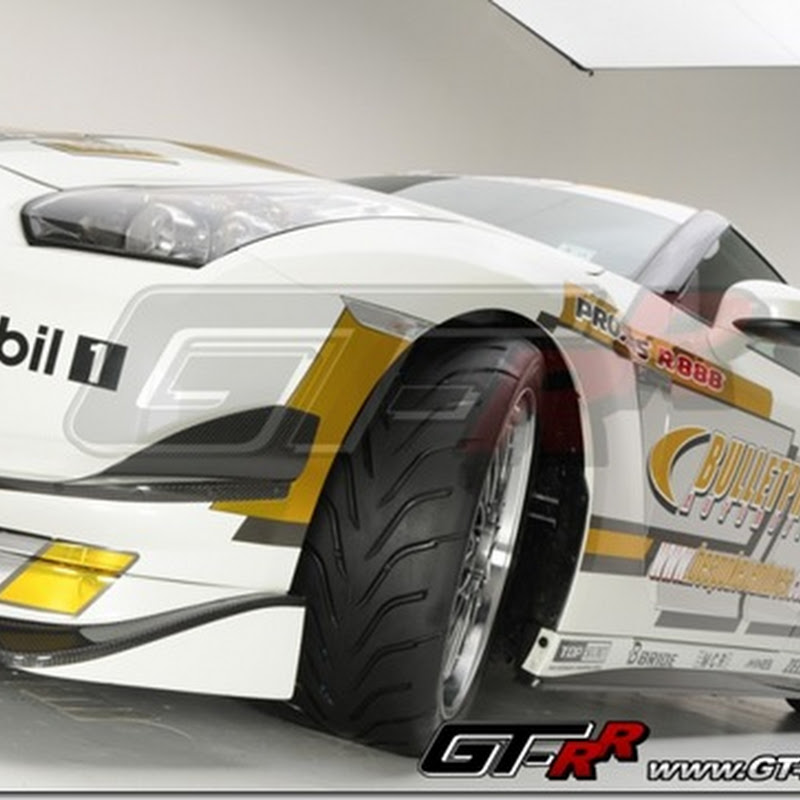 Toyo R888 Tires in GT-R Sizes