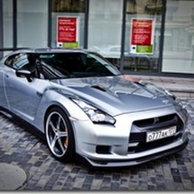 0-300 km/hr Nissan GT-R P800