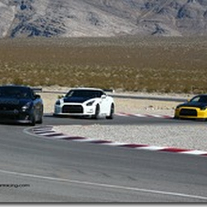 Top Gear GTR Track Day Video