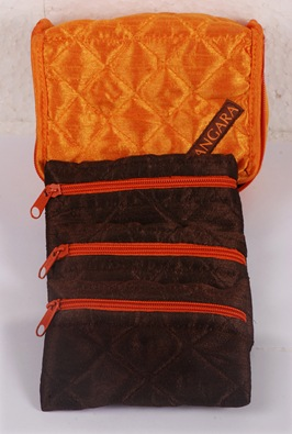 Silk Jewelry Bag