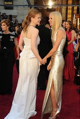Nicole Kidman Jewelry @ Oscars 2011