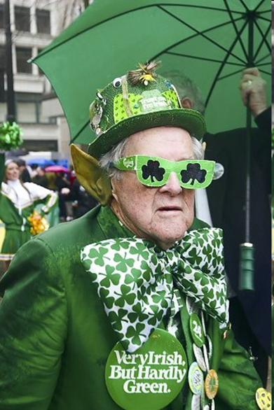 Saint Partick's Day - Go Green