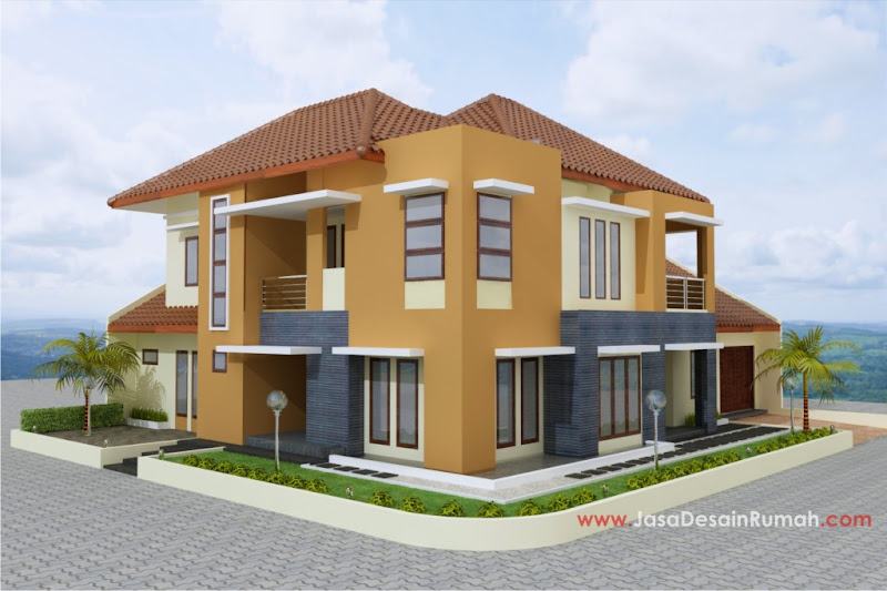 Rumah Simple Menawan