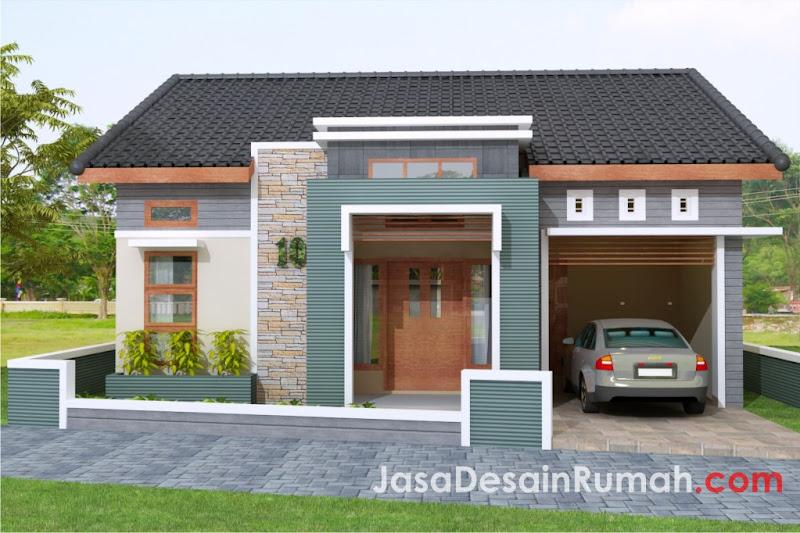 jasa desain rumah minimalis sederhana desain rumah