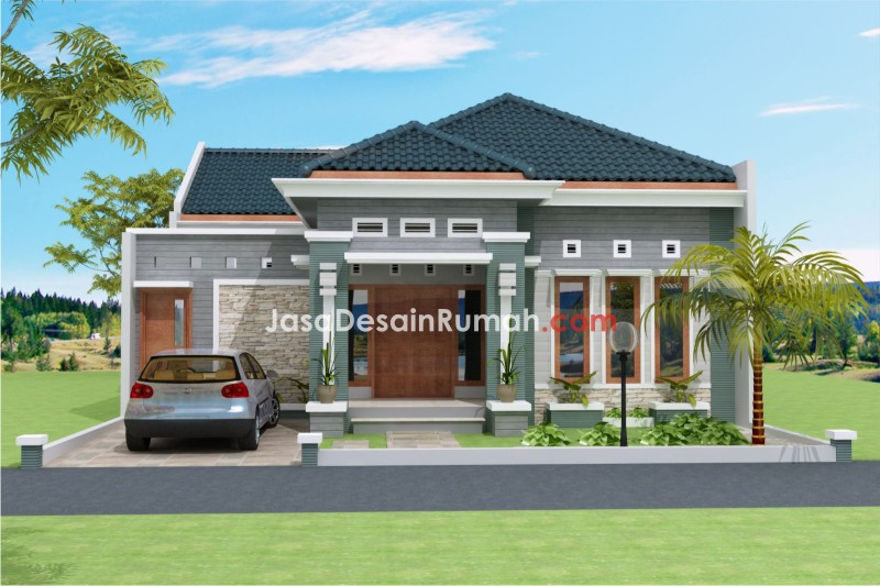 rumah bagus di yogyakarta jasa desain rumah