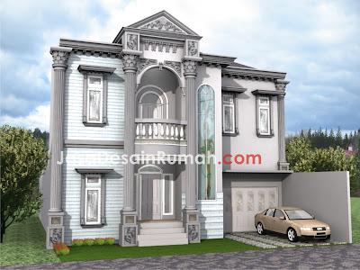rumah menawan di jambi jasa desain rumah