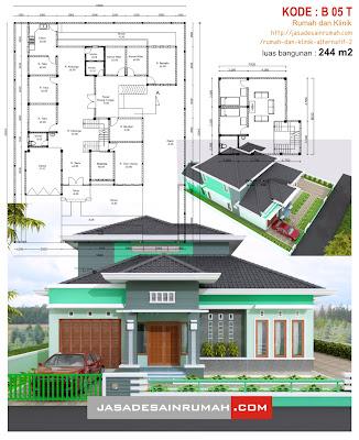 Rumah dan klinik alternatif 2