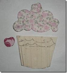Cupcake Pieces