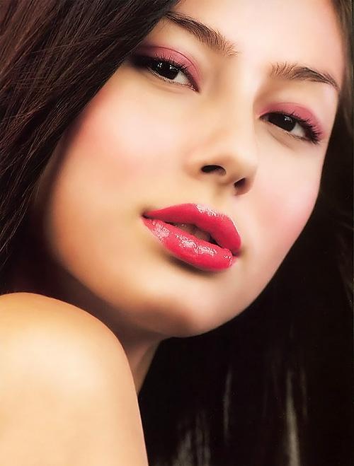 Asia Top 10 Mixed Beauty Denise Keller