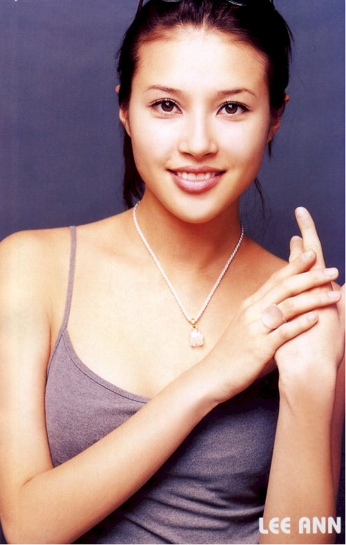 Asia Top 10 Mixed Beauty - Lee Ann
