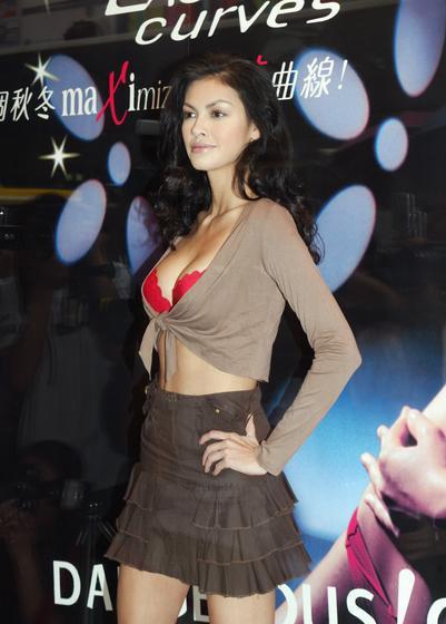 Asia Top 10 Mixed Beauty - Rosemary Vandenbrouc