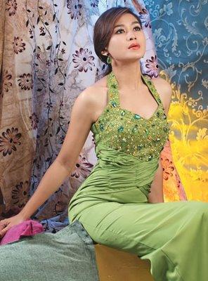 Photo Gallery: Myanmar Actress Eindra Kyaw Zin