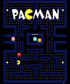 Jogo Pacman para Celular