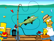 homer Simpsons gone Fishing