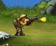 Metal Slug 1 Online
