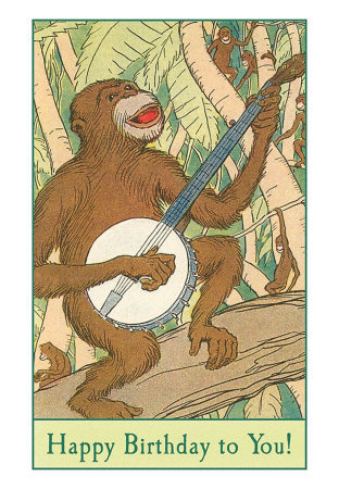 You can tell this isn't me because he's playing clawhammer style.