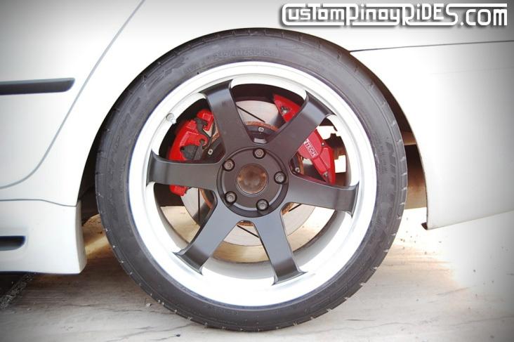 BoostAddict - LS3 V8 Swapped into 1999 BMW E46 316i