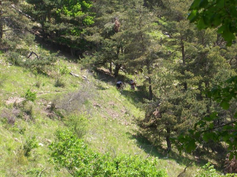 [CR & Photos] Valgaude 2010, la satellisation du Triboule CIMG3423