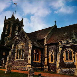Sandringham Chapel by Claire Turner - Buildings & Architecture Places of Worship ( uk, church, queen, royal, norfolk, sandringham, chapel )