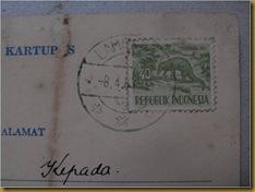 Kartu Pos Menyambut Irian Barat 1963_stempel