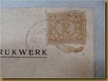 Kartu Pos Liem Khe Siong 1929_2 cent